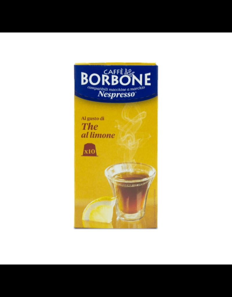 Caffè Borbone NESPRESSO - RESPRESSO THE CITRON - 10 capsules BORBONE