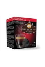 Caffè Tre Venezie LAVAZZA A MODO MIO - SAN MARCO - 16 capsules TRE VENEZIE