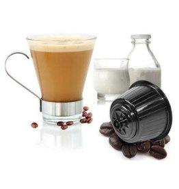 Caffè Bonini DOLCE GUSTO - CORTADO DÉCAFÉINÉ - 50 capsules