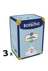 Caffè Borbone ESE44 - NERA - 450 dosettes BORBONE