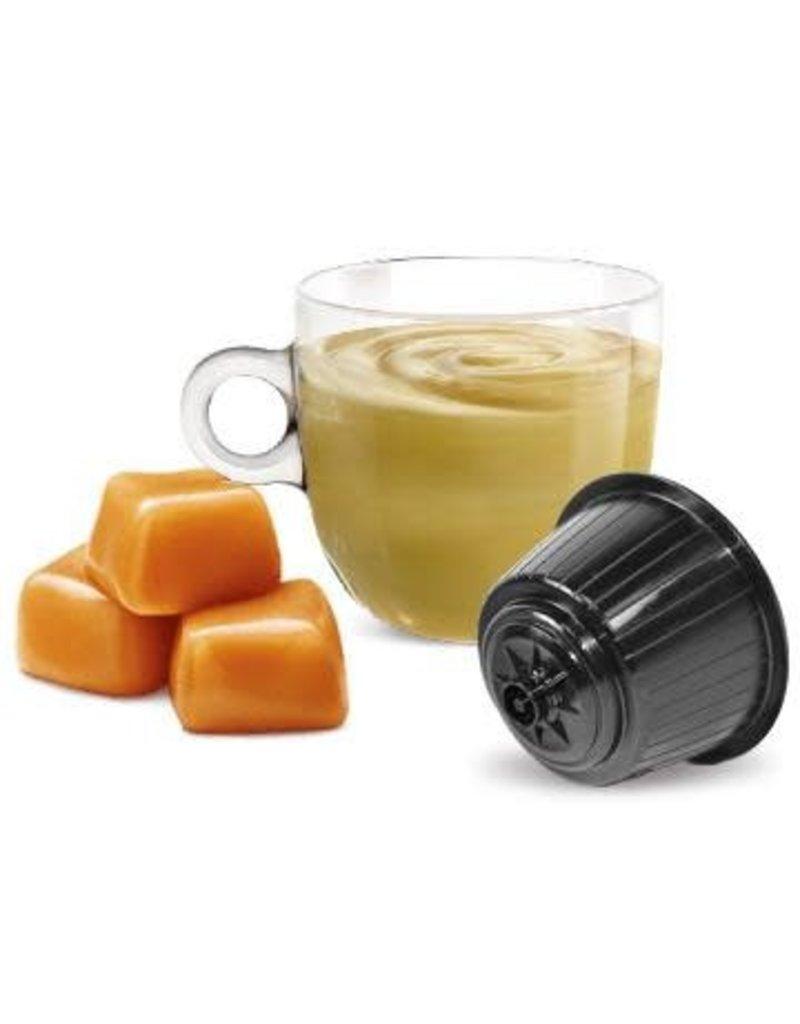 Caffè Bonini DOLCE GUSTO - LATTE CARAMEL (MOU)  - 16 capsules