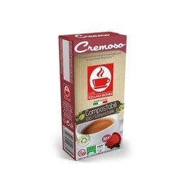 Caffè Bonini NESPRESSO compostable - CREMOSO - 10 capsules biodégradables