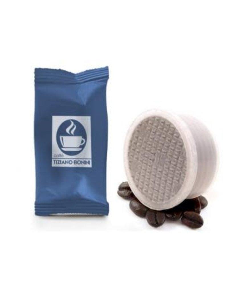Caffè Bonini Aroma Vero / Fior / Espresso Tuo - DÉCAFÉINÉ 50 capsules