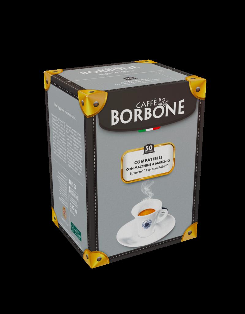 Caffè Borbone LAVAZZA ESPRESSO POINT - NERA - 50 capsules BORBONE