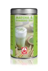 Caffè Bonini MATCHA&GINSENG - Pot de 800gr