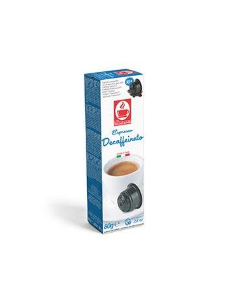 Caffè Bonini Caffitaly - DECAFFEINATO - 10 capsules