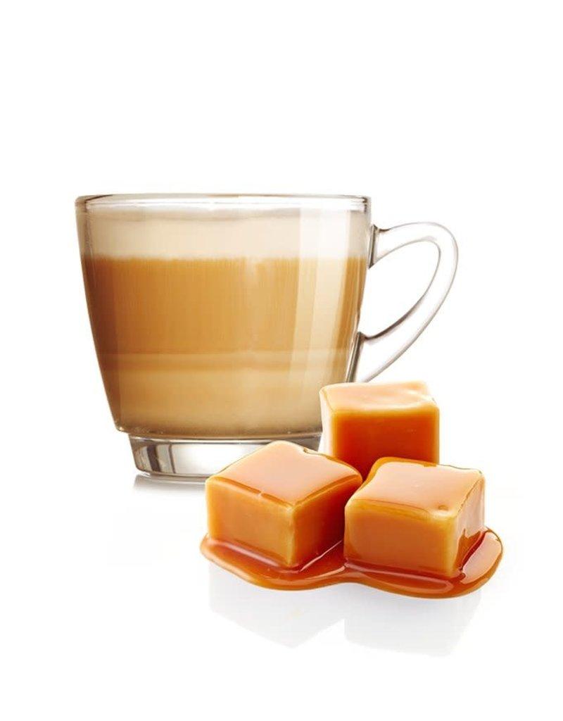 DolceVita LAVAZZA A MODO MIO - CARAMELITO (café latte caramel) - 16 capsules