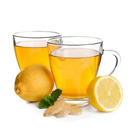 DolceVita LAVAZZA A MODO MIO - TISANE ZENZERO & LIMONE (gingembre/citron) - 16 capsules