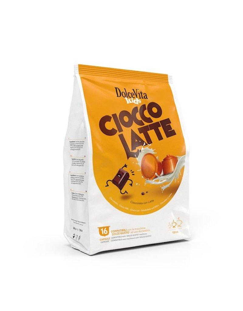 DolceVita DOLCE GUSTO  CIOCCO LATTE - 16 capsules
