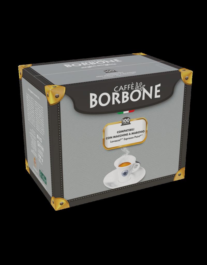 Caffè Borbone LAVAZZA ESPRESSO POINT - NERA - 100 capsules BORBONE