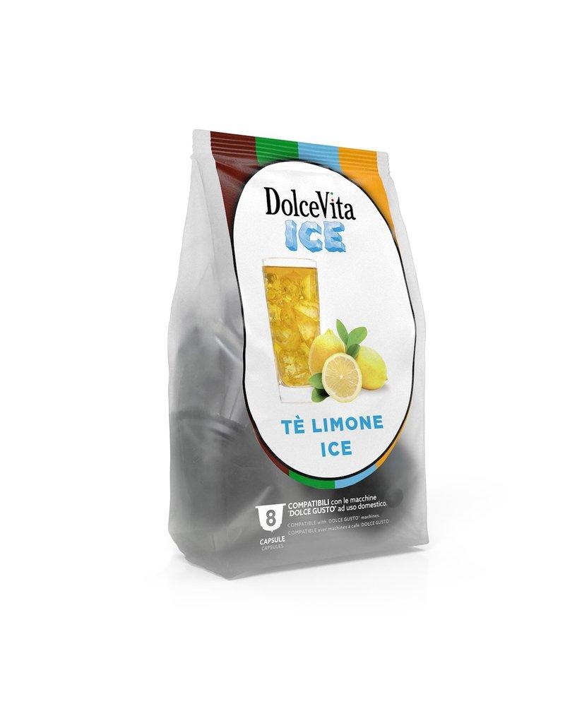 DolceVita DOLCE GUSTO-  ICE THÉ CITRON GLACÉ (Te limone) - 16 capsules