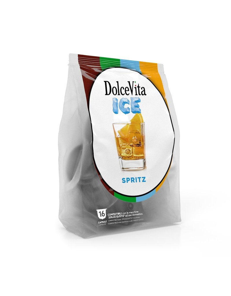 DolceVita DOLCE GUSTO - ICE SPRITZ - 16 capsules