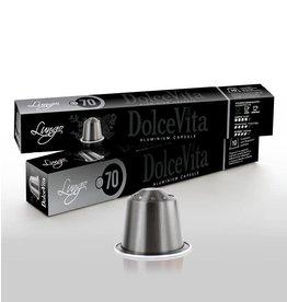 DolceVita NESPRESSO - Café LUNGO - 10 capsules