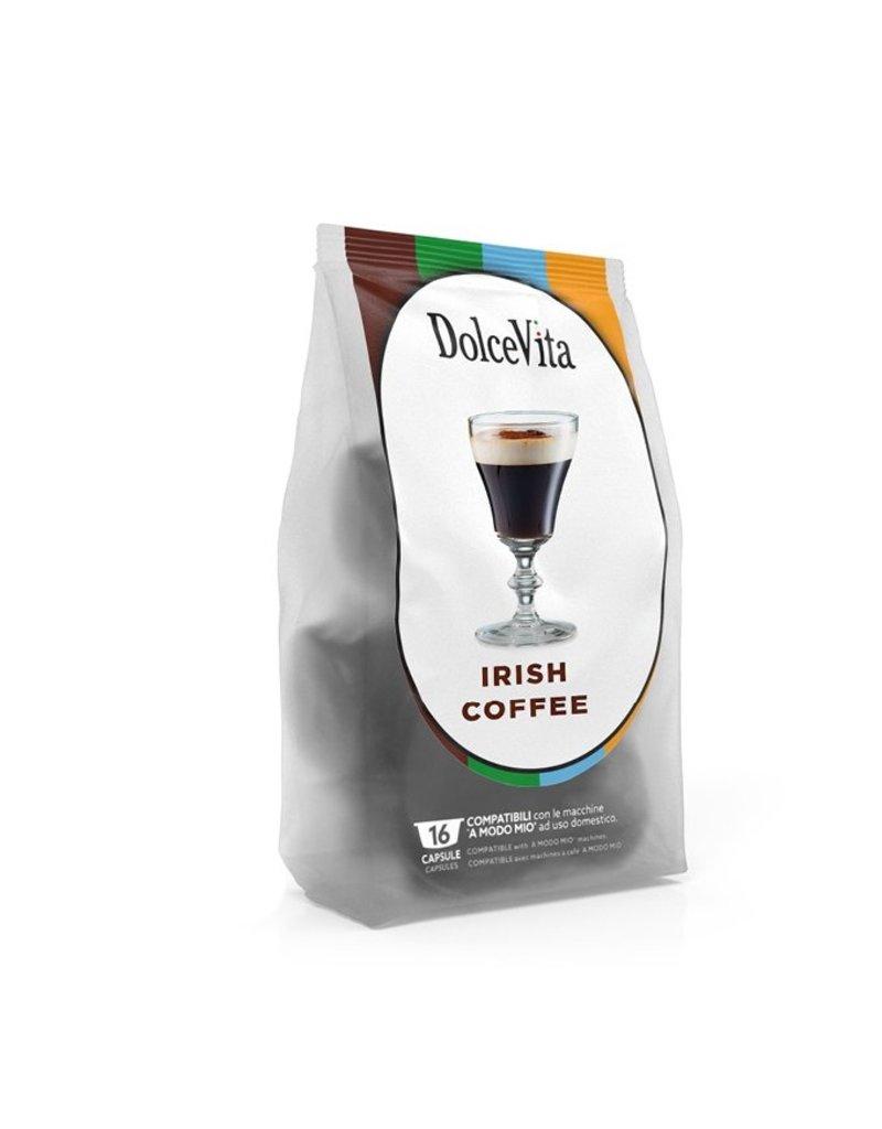 DolceVita LAVAZZA A MODO MIO - IRISH COFFEE (Baileys) - 16 capsules