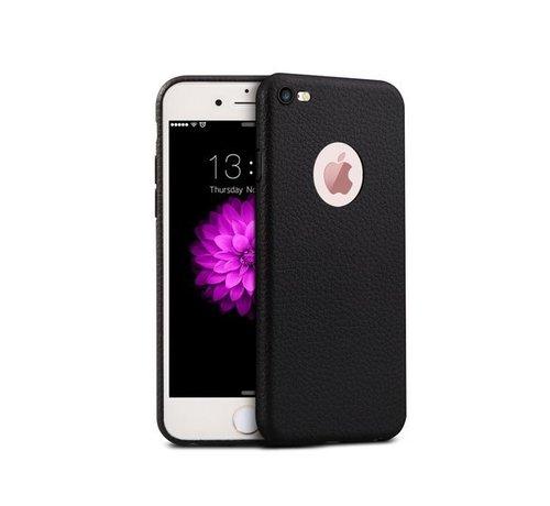ShieldCase® Shieldcase Ultra thin leren iPhone 6 / 6s case