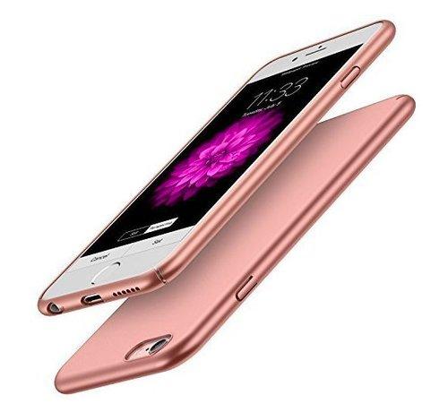 ShieldCase® Shieldcase Ultra thin iPhone 6 / 6s case (roze)