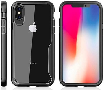 ShieldCase® Anti Shock case iPhone X / Xs zwart