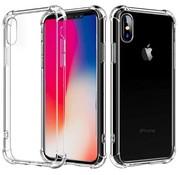Shock case iPhone X / Xs transparant