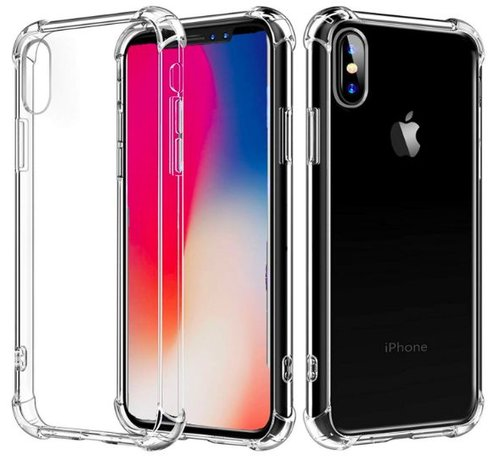 ShieldCase® ShieldCase Shock case iPhone X / Xs transparant
