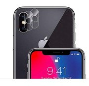 Tempered Glass Camera Lens protector iPhone X / Xs