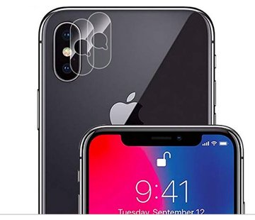 ShieldCase iPhone X / Xs camera lens protector (tempered glass)