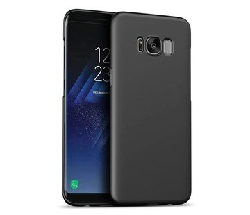 ShieldCase® Ultra thin Samsung S8 case (zwart)