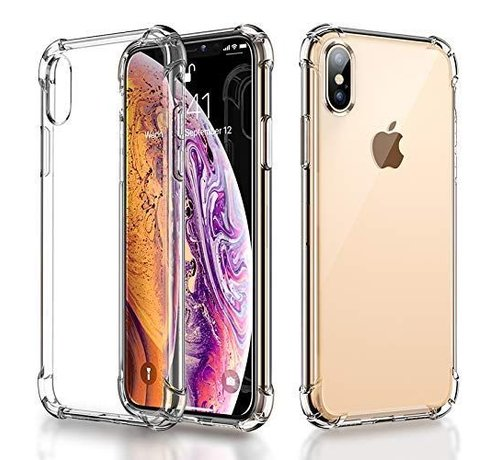 ShieldCase ShieldCase Shock case iPhone Xs Max (transparant)