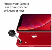 ShieldCase iPhone Xr camera lens protector (tempered glass)
