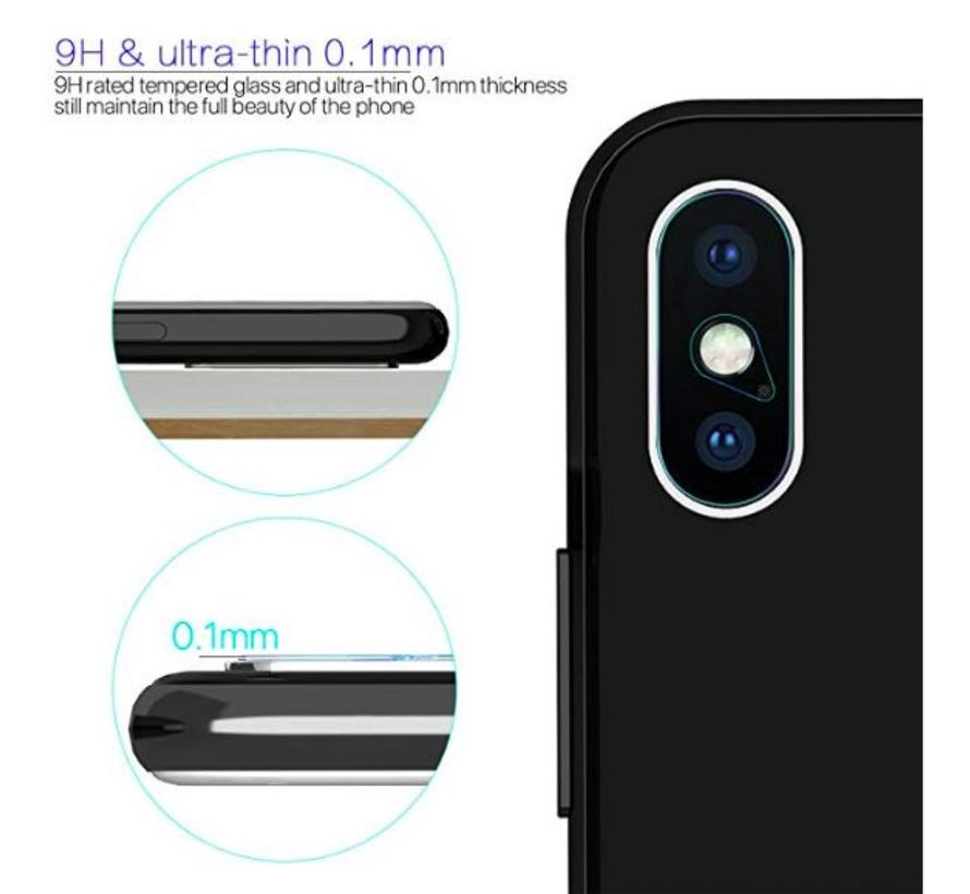 ShieldCase Tempered Glass Camera Lens protector iPhone Xs Max
