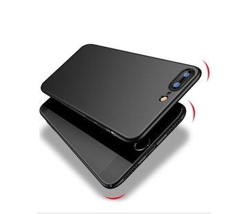 ShieldCase® Ultra thin iPhone 7 Plus case (zwart)