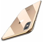 Ultra thin iPhone Xs Max case transparant silicone