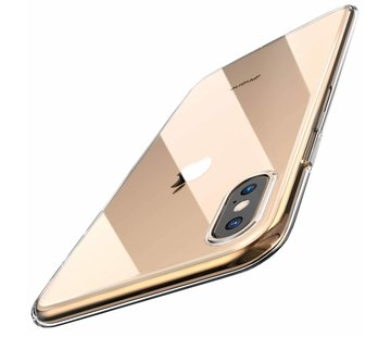 ShieldCase Ultra thin iPhone Xs Max case transparant silicone