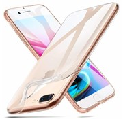 ShieldCase Ultra dun iPhone 8 Plus / 7 Plus hoesje transparant