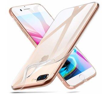 ShieldCase Ultra dun iPhone 8 Plus / 7 Plus hoesje transparant