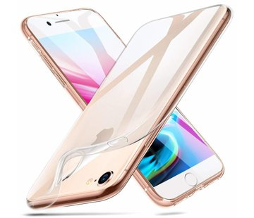 ShieldCase® Ultra dun iPhone 8 / 7 hoesje transparant