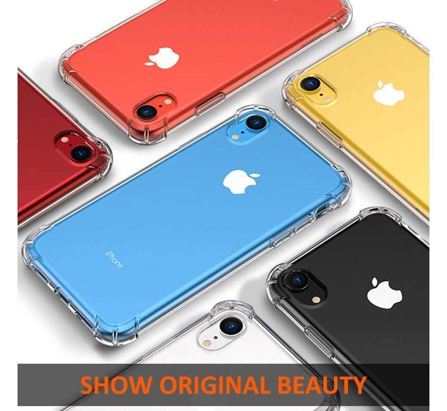ShieldCase Shock case iPhone Xr (transparant)