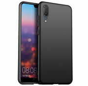 ShieldCase Ultra thin Huawei P20 case (zwart)