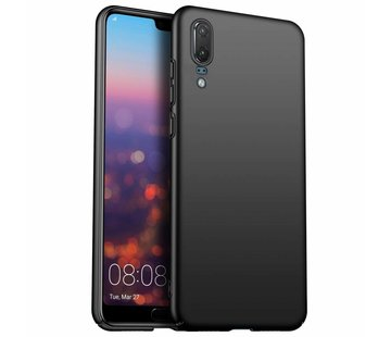 ShieldCase® Ultra thin Huawei P20 case (zwart)