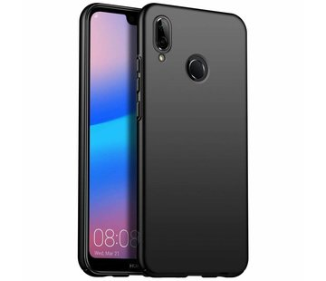 ShieldCase® Ultra thin Huawei P20 Lite case (zwart)
