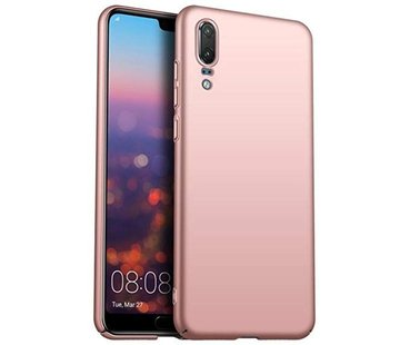 ShieldCase® Ultra thin Huawei P20 case (roze)