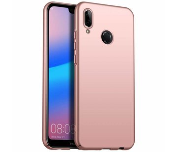 ShieldCase® Ultra thin Huawei P20 Lite case (roze)