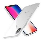 ShieldCase® Glass case iPhone Xs Max (wit)