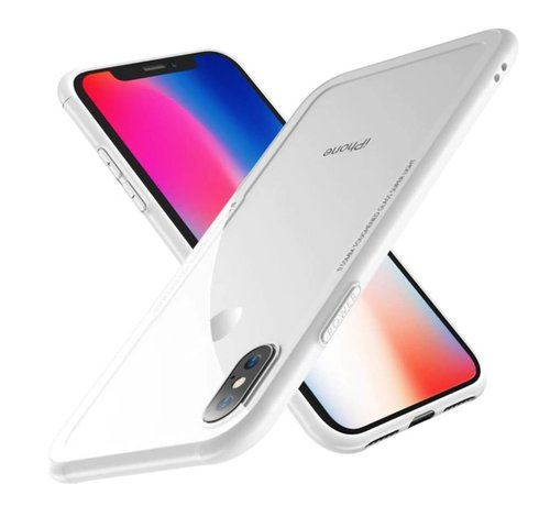 ShieldCase® ShieldCase Glass case iPhone Xs Max (wit)