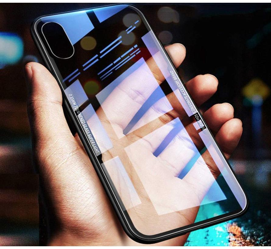 ShieldCase Glass case iPhone Xs Max (wit)