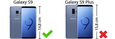 Geschikt voor Galaxy S9