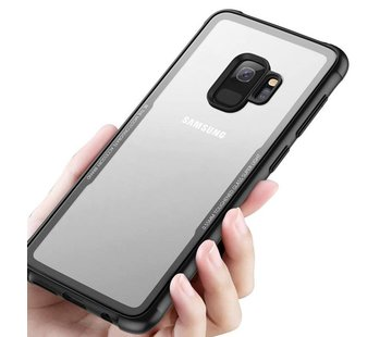 ShieldCase® Glass case Samsung Galaxy S9 (zwart)