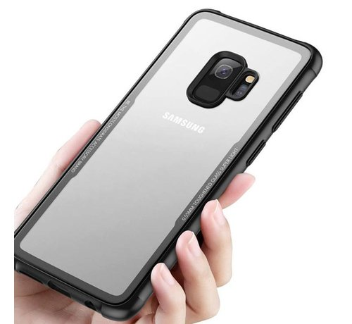 ShieldCase ShieldCase Glass case Samsung Galaxy S9 (zwart)