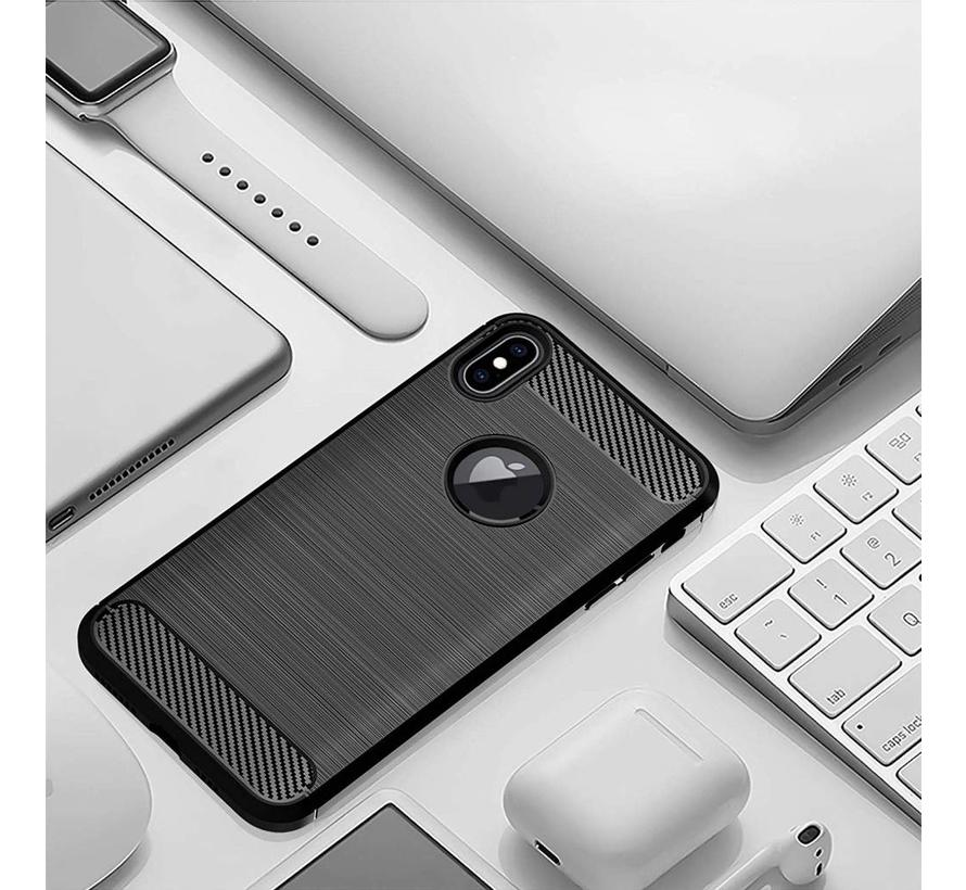 Brushed case iPhone Xs Max