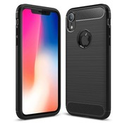 ShieldCase® Brushed case iPhone Xr