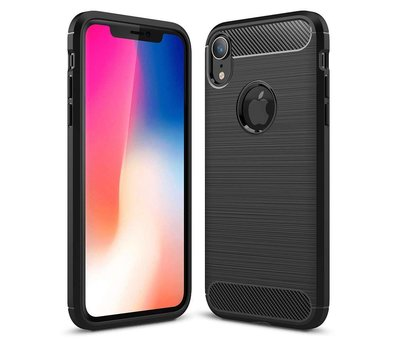 ShieldCase® ShieldCase Brushed case iPhone Xr